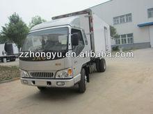 OEM new jac refrigeration truck/jac refrigerator truck from china