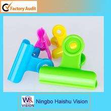 31MM Solid Color Plastic Spring Clip