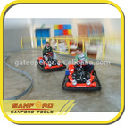 Electric Racing Go kart with optional safety bumper/E-time/Coin timer