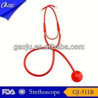GJ-512 Plastic fun stethoscopes for kids