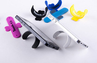 2014 Hot selling colorful silicone cell phone stand