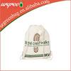 wholesale cotton fabric drawstring bag