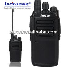 Inrico IP3188 - dual band police handheld two way radio with wifi