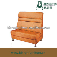 high quality booth sofa set wholesale restaurant furniture