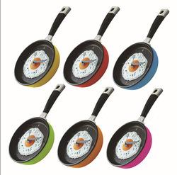 2014 Best Design Pan Kitchen Wall Clocks Decor Kitchen Clocks
