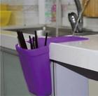 Silicone Kitchen Utensils Holders Fork Spoon Knife Basket Chopsticks Baskets