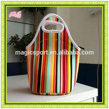 Neoprene lunch bag for adult