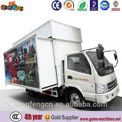 5d 6d 7d 9d 11d kino cinema theme park truck mobile 5d cinema