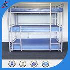 new design modern 3 tier bunk bed