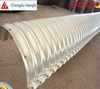 used in the road construction the culvert or drainage corrugated steel pipe