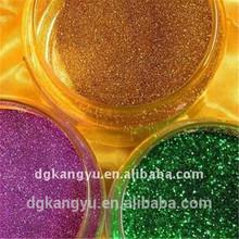 2014 fairy solvent resistant glitter dust 1kg