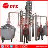 stainless steel industrial brandy distillation equipments
