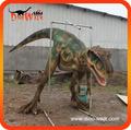 Disfraz de adulto de dinosaurio animatrónico que anda de la BBC