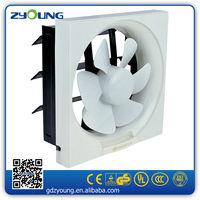 Bathroom plastic exhaust Fan/exhaust fan filter