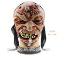 singular mardi gras fantasma de látex con máscaras del remache