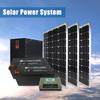 1kw, 2kw, 3kw, 5kw, 10kw 24V/48V/96V solar electricity generating system for home
