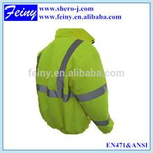 Roadway security safety workwear jacket