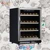 Factory price wine rack design, home wine cellars, bottle wine cooler SRW-54S