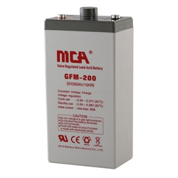 2V200Ah Good quality storage Battery rechargeable battery