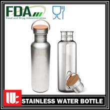 Klean Kanteen 27 oz Stainless Steel Reflect Water Bottle All Stainless Loop Cap Mirrored Stainless