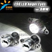 E90 E91 eyes marker angel eyes for bmw led lights bulbs 10W C REE E90