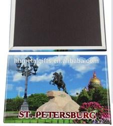 Printing fridge magnet/PVC fridge magnets/souvenir fridge magnet