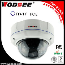 P2P 2.0 Megapixel SONY Full HD IP dome Camera CCTV/Security camera