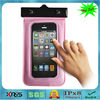 newest design pvc waterproof phone bag for all smartphone