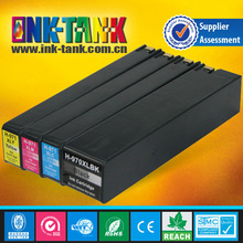 Compatible ink cartridge for hp970 hp971 hp970xl hp971xl used HP Officejet Pro X451dn/X451dw/X476dn/X476dw/X551dw/X576dw