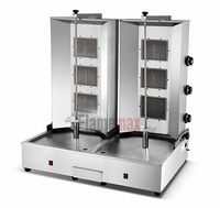 stainless steel kebab burners for company event