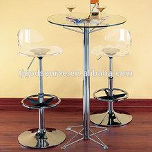 Fashion Modern Acrylic Table and Chair