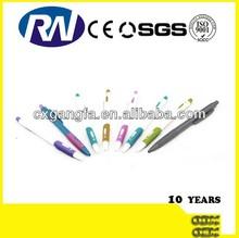 Cheap Promotional Plastic Ballpoint Pen Pass EN71 Standard