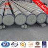 11KV multisided electric wooden poles for distribution line