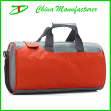 2014 reliable quality polyester fabric football club bags