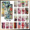 cover case for samsung galaxy s4 mini i9190 with 20 pattern designs