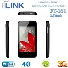 "MT6582 4.66"" 3g dual slim ultra slim android smart phone"