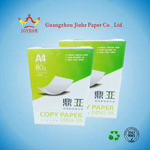 Best selling a4 copy paper office supply made in China