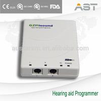 Small Digital Hearing aid Programmer