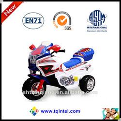 Three wheels ride on children electric ride on car bugatti