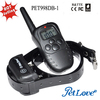 Rechargeable Waterproof LCD Shock Vibrate Collar Dog Training