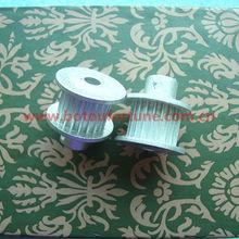 50 teeth H round belt pulley timing belt pulley 10mm width