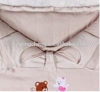 newborn infant cotton thick envelope sleeping bag