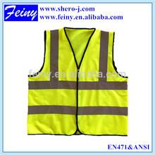 CE EN 471 reflective safety vest