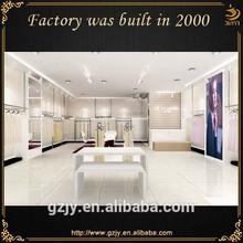 Fashion customized retail garment shop interior design