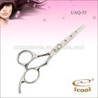 UAQ-55 SUS440C Stainless Steel best hair cutting scissors