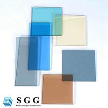 Alta qualidade 3 mm cor sólida lacado vidro