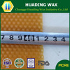 NEW Arrival! Dark yellow bee wax sheet for APIS Bee from chinese beekeeping supplier