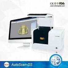 3D dental scanner/ exocad cad design software