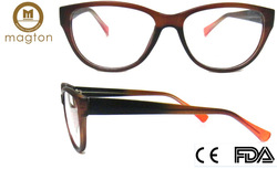 Fashion acetate optical frame CP injection eyeglasses optical frame