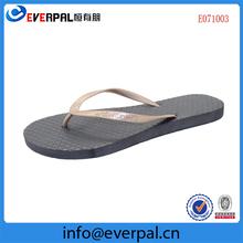 custom logo unisex flip-flops